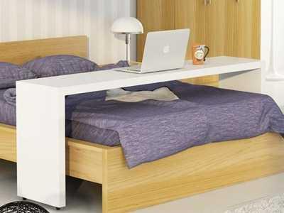 收纳功能床 如今除了睡觉没有其他功能的床都不叫做